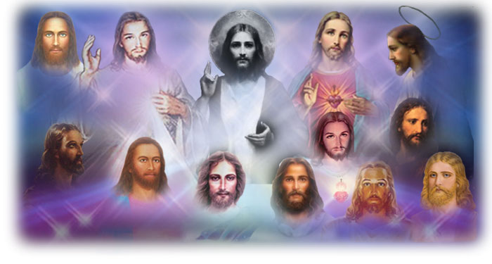 Ascended Masters jesus whit