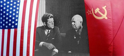 Khrushchev-Korn-Kennedy